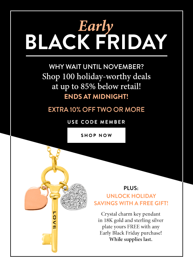 Fabulous Jewelry.com Coupons for YOU: ENDS MIDNIGHT: Early ...